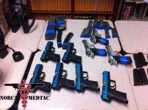 Simunition Guns