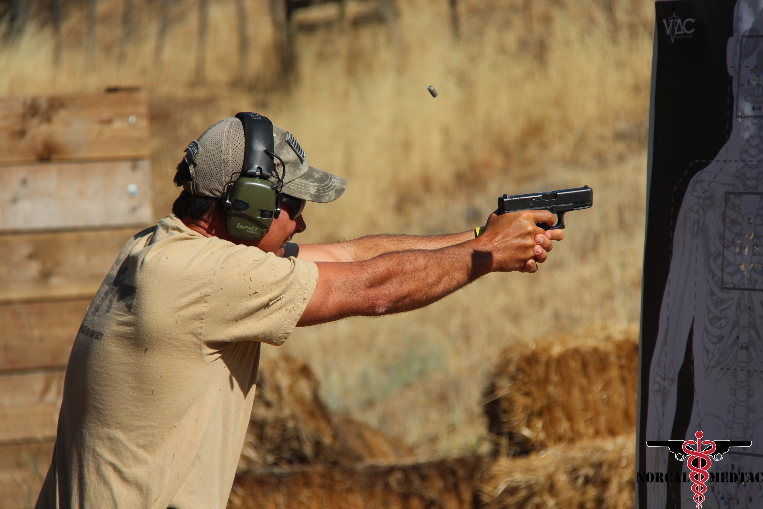 Defensive Pistol 101 (Morgan Hill, CA)